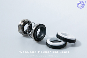 Rubber Bellows Mechanical Seal WM208