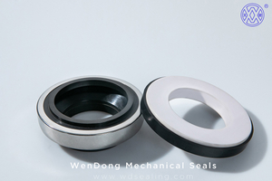 Rubber Bellows Mechanical Seal WM301