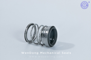 Rubber Bellows Mechanical Seal WMT1